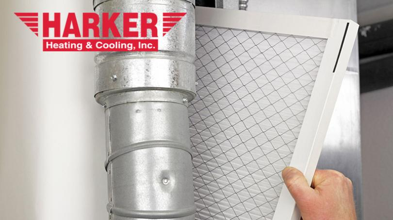 Choosing the right filter for your home harker heating for Choosing a furnace for your home